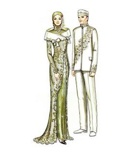 Tips Memilih Desainer Kebaya Pernikahan