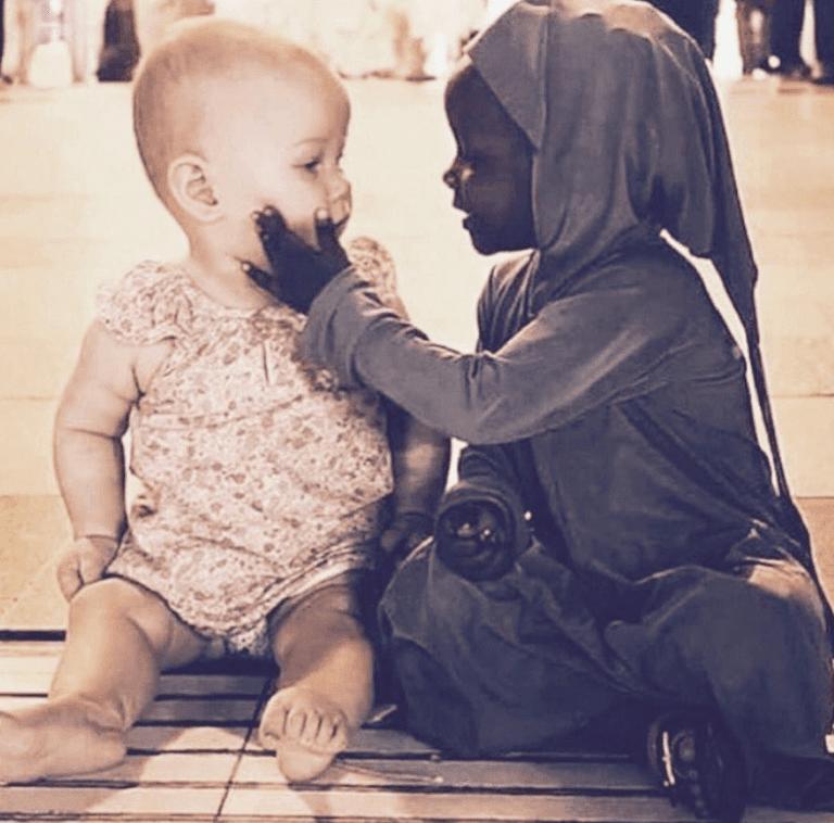 Ninguém nasce racista