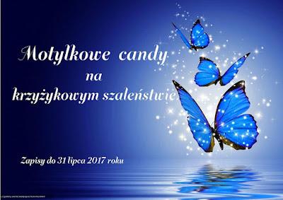 Motylkowe candy w Krzyżykowym szleństwie