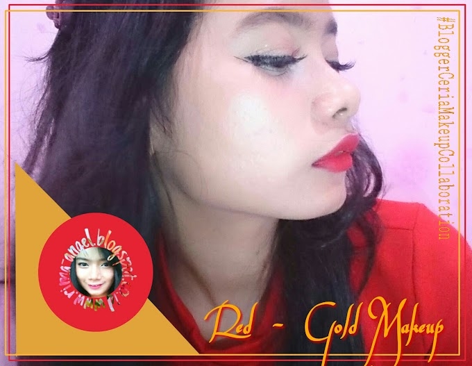 Makeup Collaboration for Imlek with Blogger Ceria