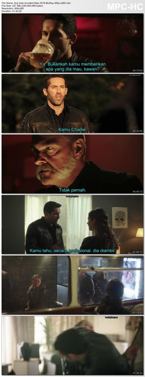 Screenshots Movie Sub.Indo.Accident Man (2018).BluRay.480p.x265.mkv