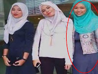 Pakai Hijab Tapi Pamer Paha, Wanita Cantik ini Dibully Karena Foto ini