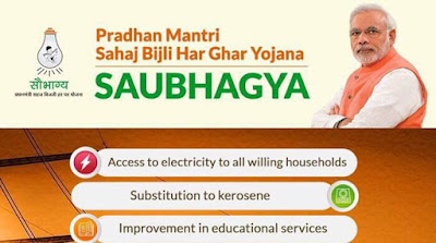 PM Modi Launched Saubhagya Yojana