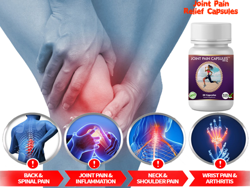 joint aching aid capsules popular pakistan