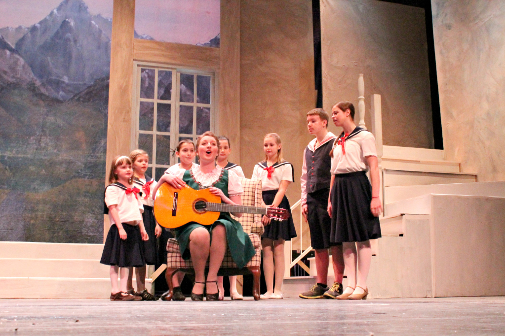 I like boring things : Who's Who in the Sound of Music: Von