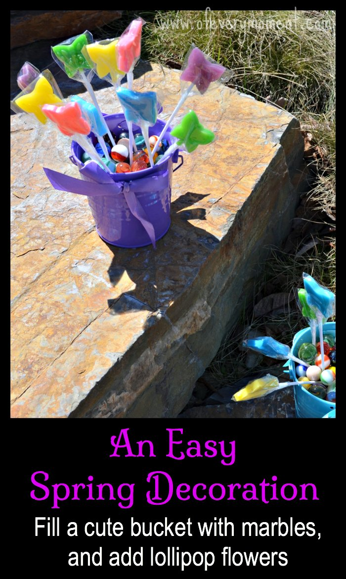 An easy Easter decoration