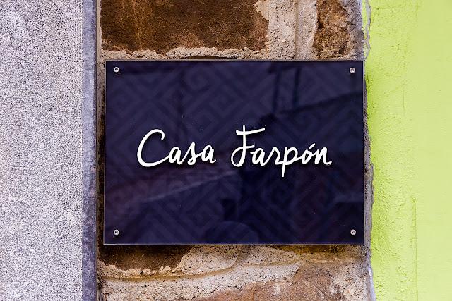 Nueva visita: Casa Farpón