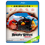 Angry Birds: La película (2016) BRRip 720p Audio Dual Latino-Ingles