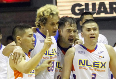 List of Leading Scorers: NLEX Road Warriors 2016 PBA Governors' Cup