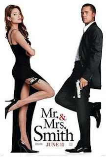 220px mr and mrs smith poster