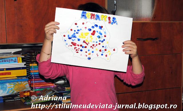 1 decembrie, activitate pentru copii