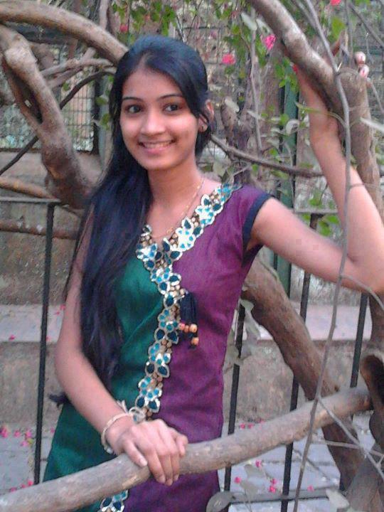 Chennai School Girl Image