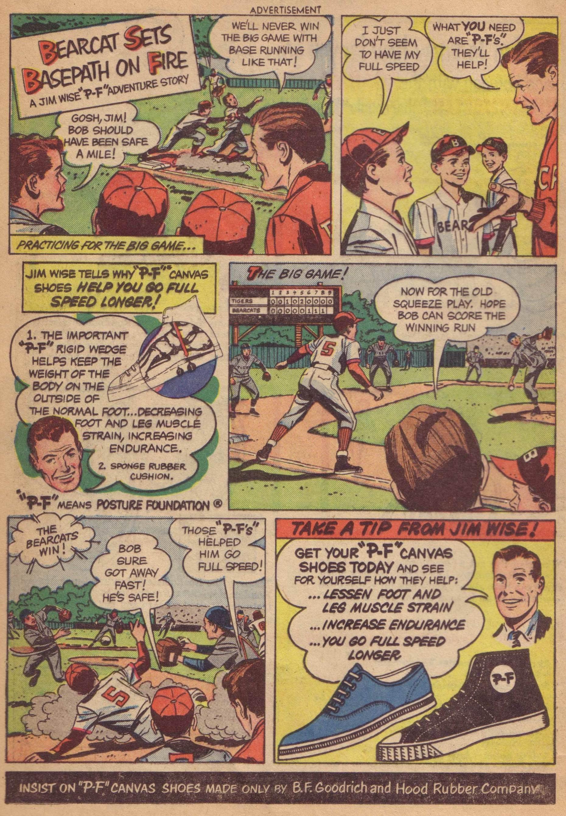 Read online Detective Comics (1937) comic -  Issue #197 - 16