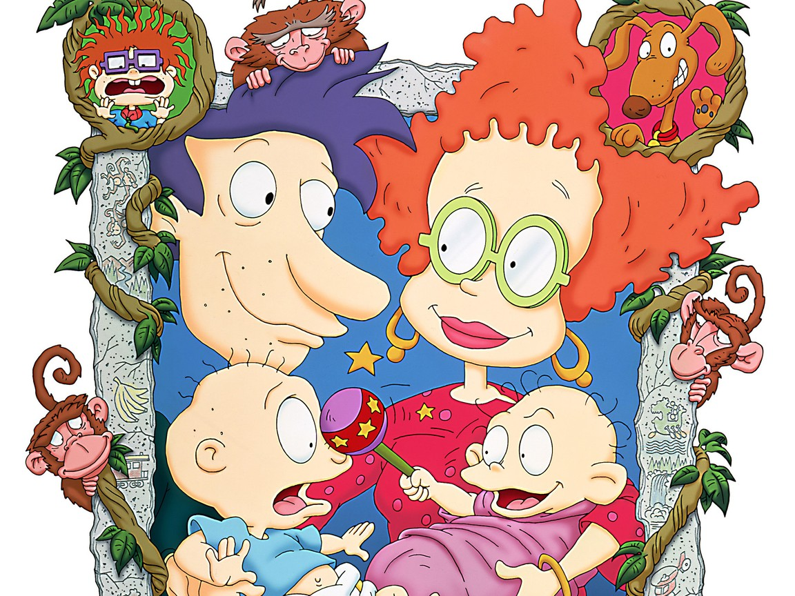 Watch the rugrats movie free