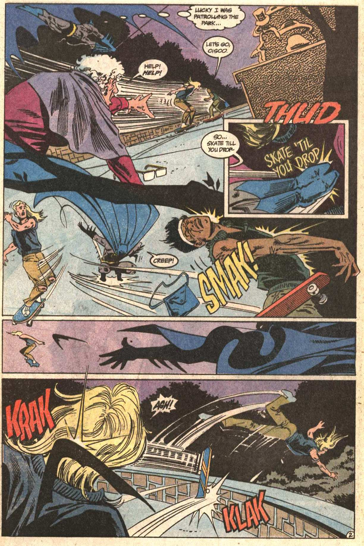 Detective Comics (1937) 612 Page 2