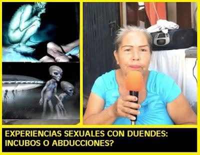 Caso de María Concepción: sexo con espíritus?  incubos? duendes? visitantes de dormitorio? abducciones? #Extraterrestres #Katecon2006