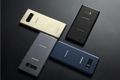 اخبار اليوم سامسونج تشوق لهاتفها القادم Galaxy Note 9