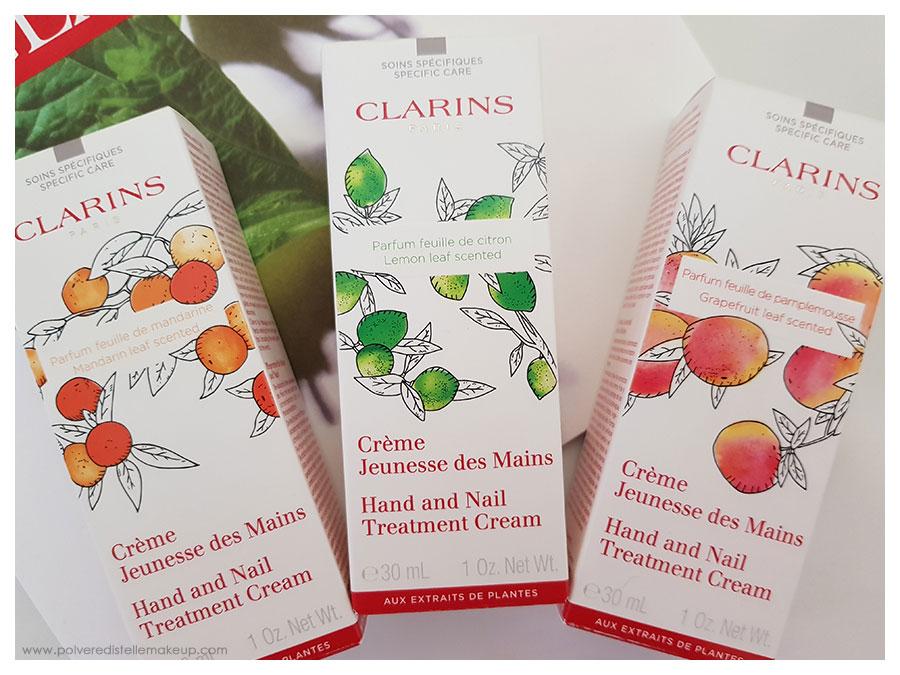 Clarins Crema mani edizione limitata