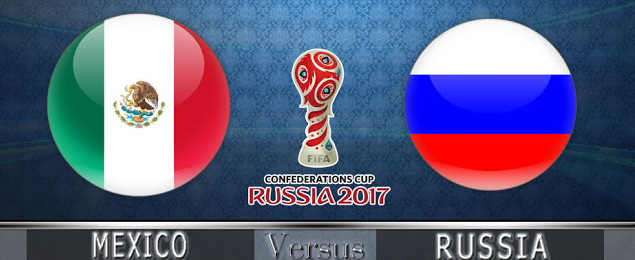 يلا شوت رابط مشاهدة مباراة المكسيك وروسيا اليوم السبت 24-6-2017 يوتيوب