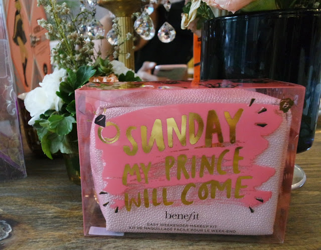 a photo of Benefit Sunday My Prince Will Come.