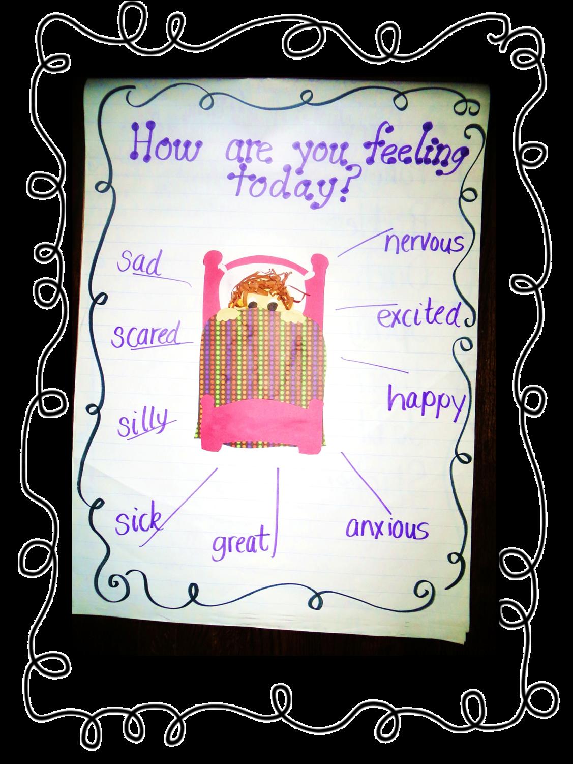 First Grade Wow August