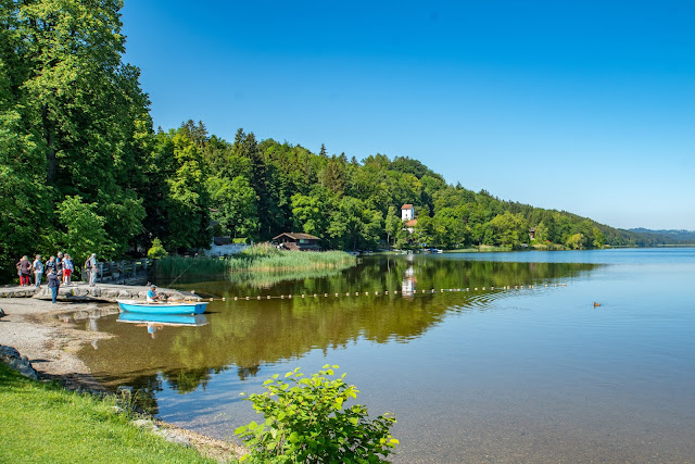 Staffelsee-Rundweg  Wanderung bei Murnau – Das Blaue Land 02