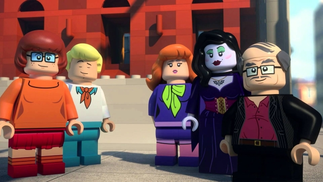 Bóng Ma Hollywood, Lego Scooby-Doo!: Haunted Hollywood