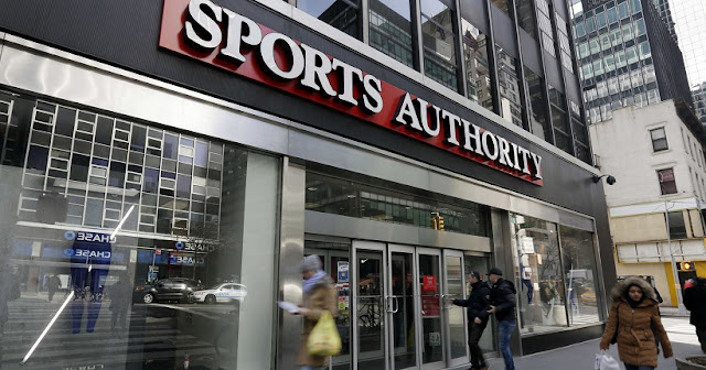 Sports Authority em San Diego