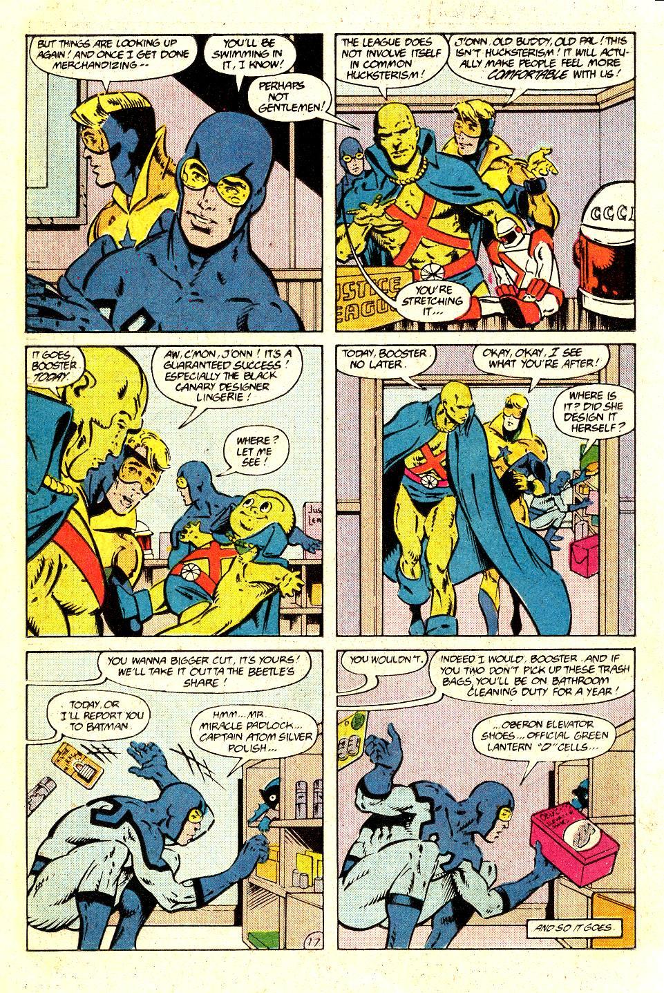 Read online Secret Origins (1986) comic -  Issue #35 - 23