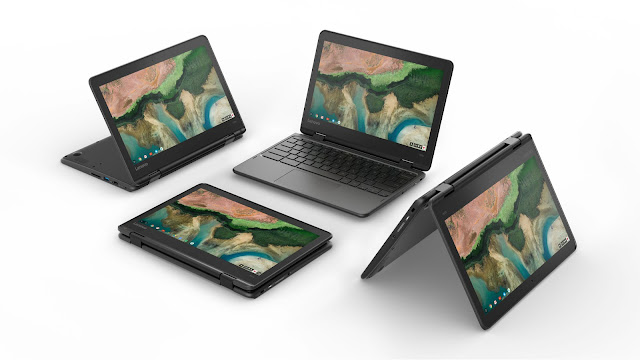 The Lenovo Chromebook Series