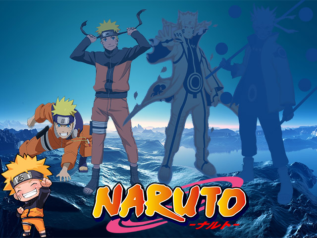 Naruto Wallpaper Young to Adult
