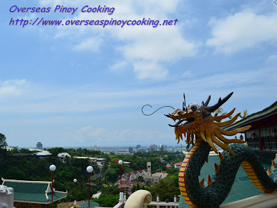 Cebu Skyline View from the Taoist Temple
