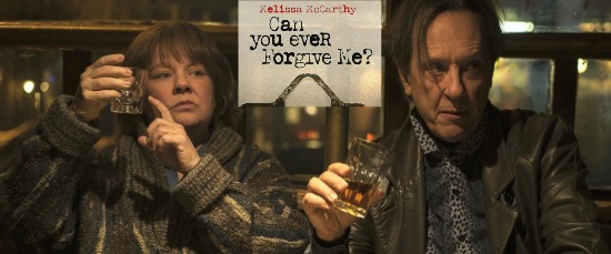 Short Review Can You Ever Forgive Me Melissa McCarthy
