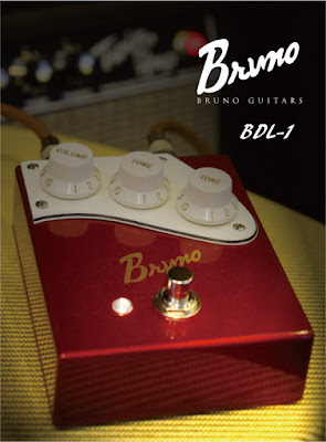 Bruno Guitars BDL-1 エフェクター