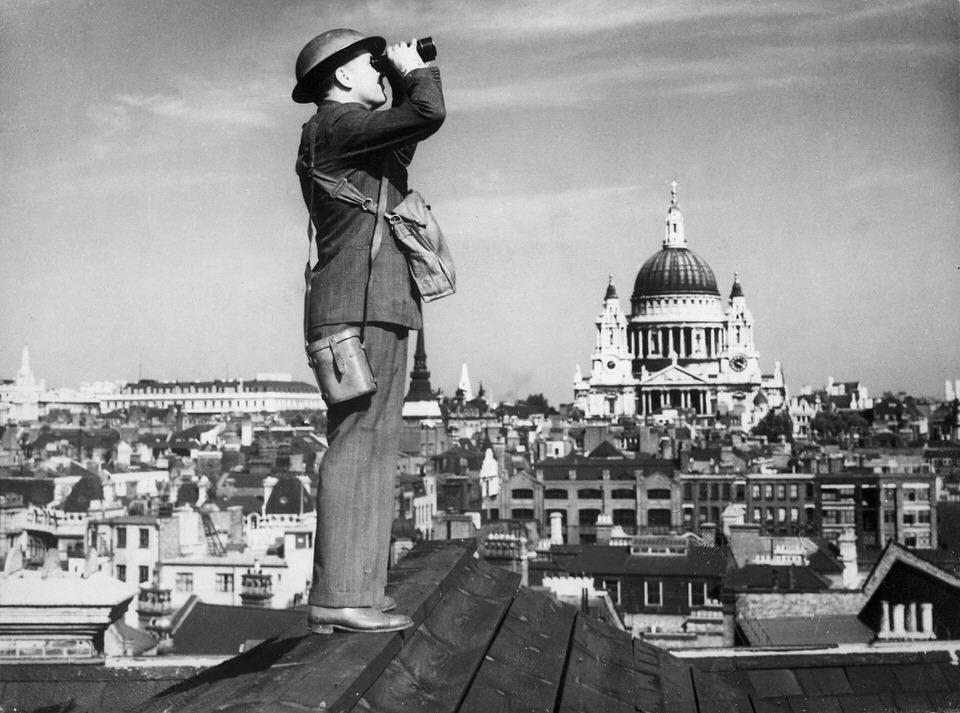 Παρατηρητής της Μάχης της Βρετανίας