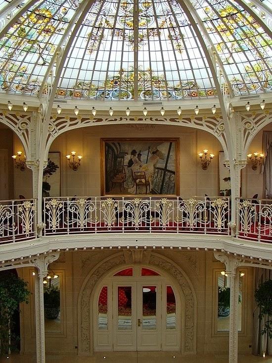 Hermitage Hotel Luxury 5 Luxury Hotel In Monaco