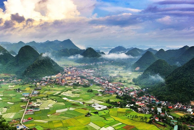 "A series of ""utopian"" photos about Vietnam on foreign magazines makes you want to explore 12"