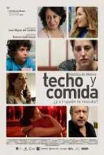 Techo y comida (2015) DVDRip Castellano