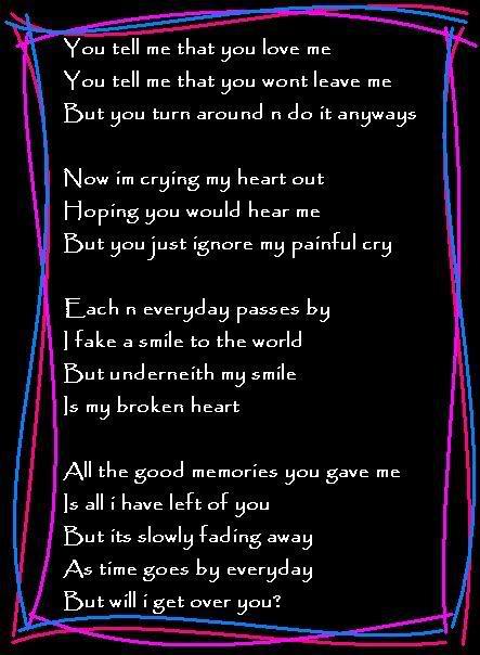 broken heart poems in punjabi - photo #33