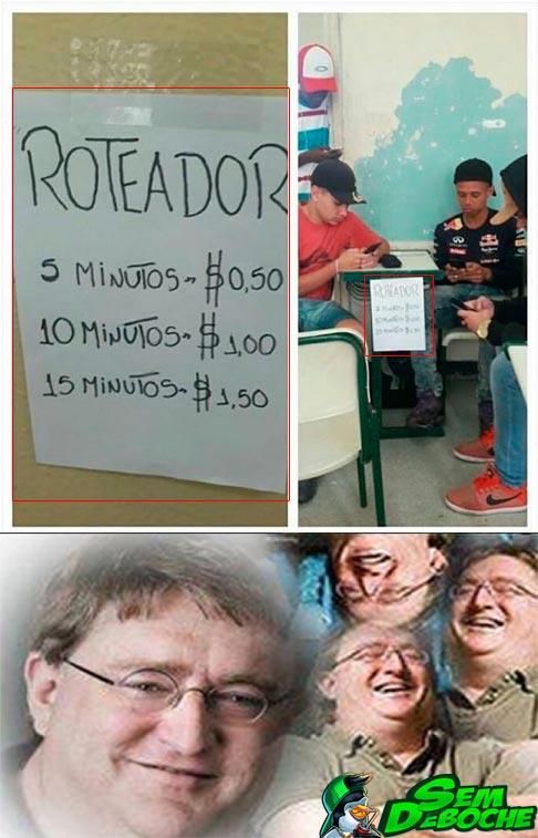 O BRASILEIRO JÁ NASCE FORMADO EM EMPREENDEDORISMO