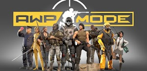 تحميل لعبة اطلاق النار AWP Mode: Elite online 3D sniper FPS مهكرة