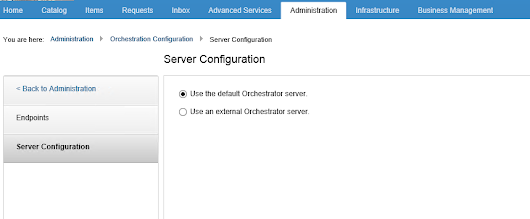 VCAP6-CMA Objective 6.1: Configure Advanced Service Designer Part02