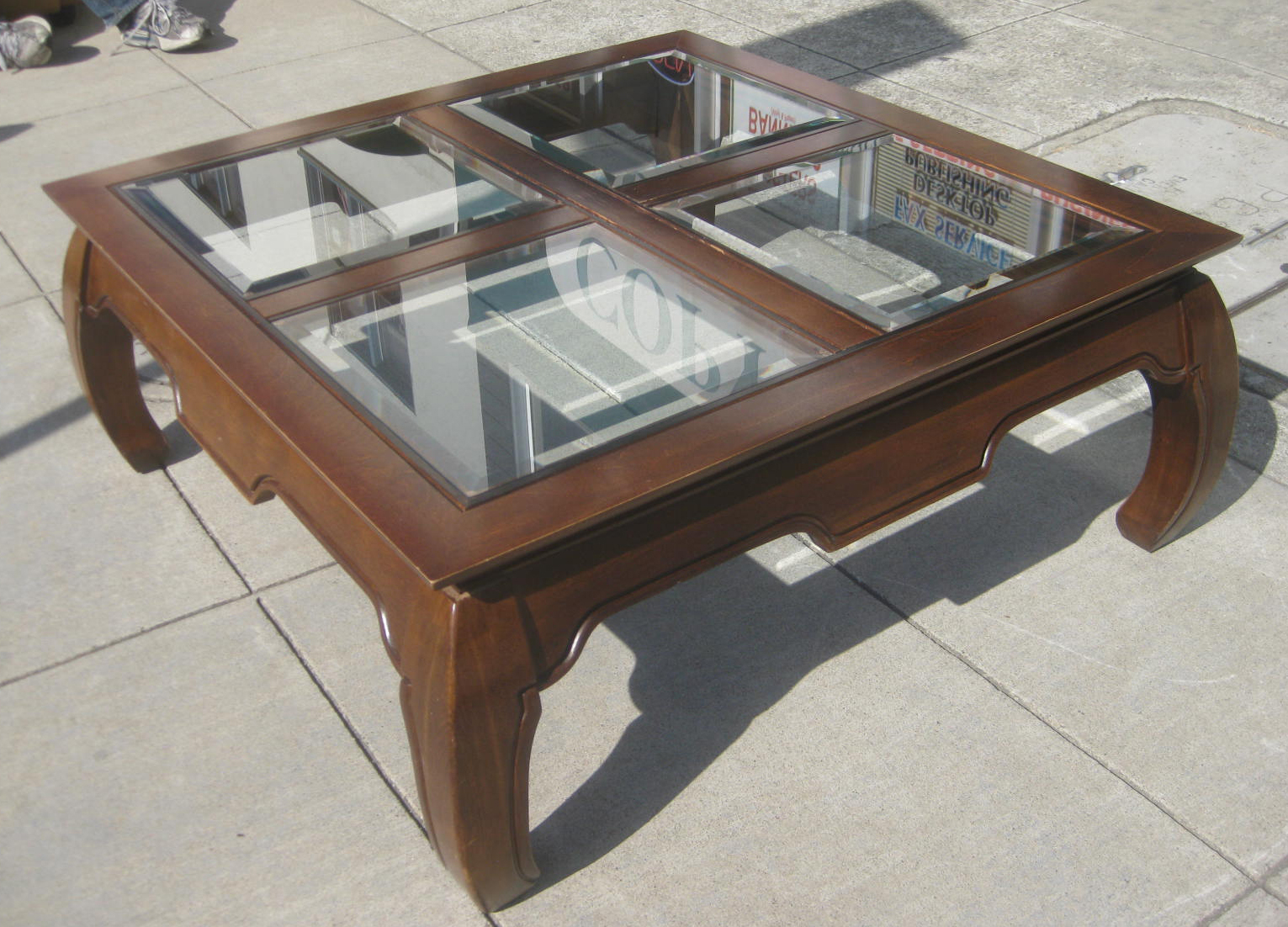50 Square Coffee Table Uhuru Furniture And Collectibles Sold Square Coffee Table