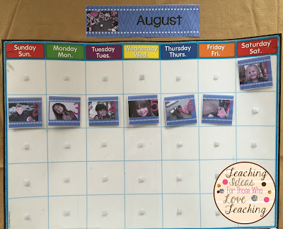 Classroom Freebies Too: How To Make Calendar Time Fun