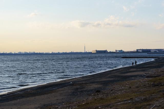 海浜幕張公園・幕張の浜