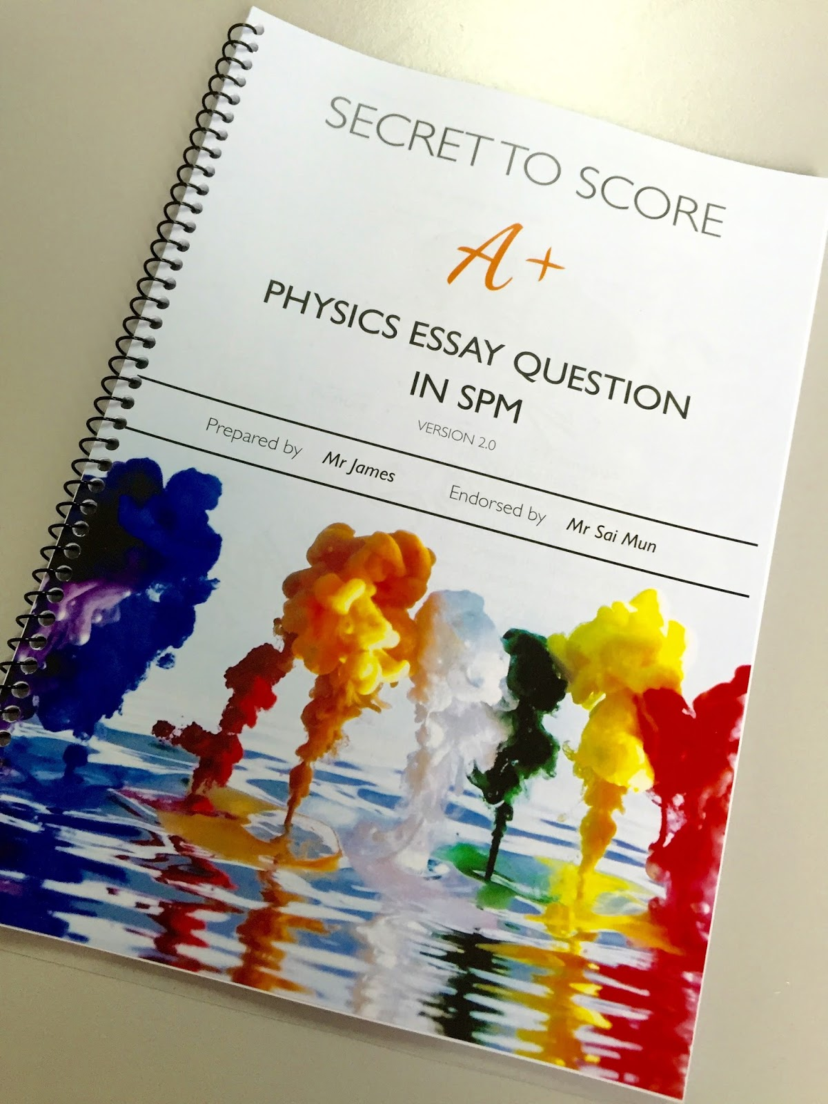 secret to score a physics essay questions in spm version 2 0 mr secret to score a physics essay questions in spm version 2 0