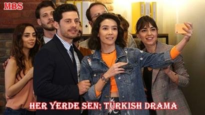 Furkan Andıç And Aybüke Pusat Starring New Turkish Series