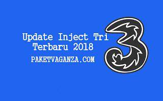 Download Inject Kartu 3 Tri ( Config ) Terbaru Oktober 2018