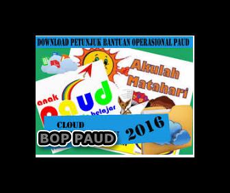 Download JUKNIS BOP PAUD, TK & RA Terbaru  2017