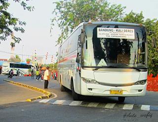 Bus Primajasa Bandung Cikarang
